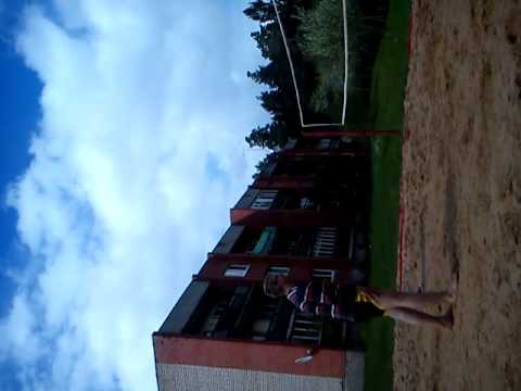 Volleyball in Latvia. + weather! xD