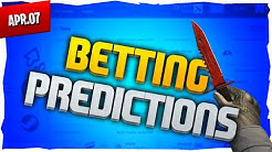 CSGO Lounge Betting Predictions - Mousesports vs Na'vi, Faze vs Astralis, and More! 04/07/20