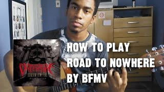 How to Play: Road to Nowhere (Acoustic) by BFMV - Rafael Freitas