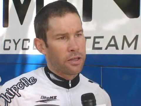 Julian Dean Stage 19 - 2008 Tour de France