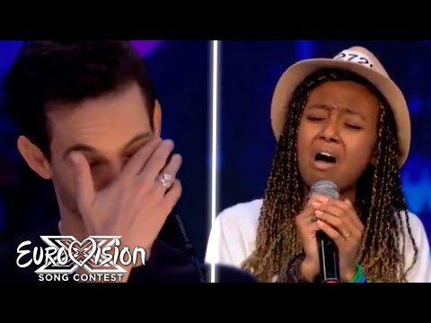POWERFUL X Factor Audition From Israel's Eurovision 2021 Act EDEN ALENE! ??   X Factor Global