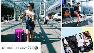 1,5 Monate auf Reisen! Ich fliege nach.. ? ✈️⎜Koffer richtig packen - Tipps & Checkliste!⎜Nhitastic