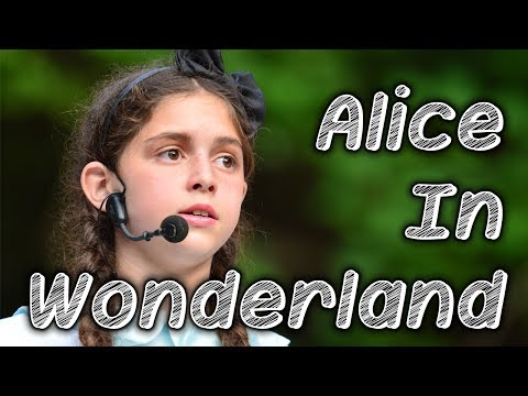 Alice In Wonderland - Mainside All Camp Show