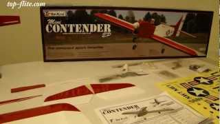 Top Flite Mini Contender EP Out of The Box Preview