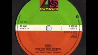 alfie khan sound orchestra - woman