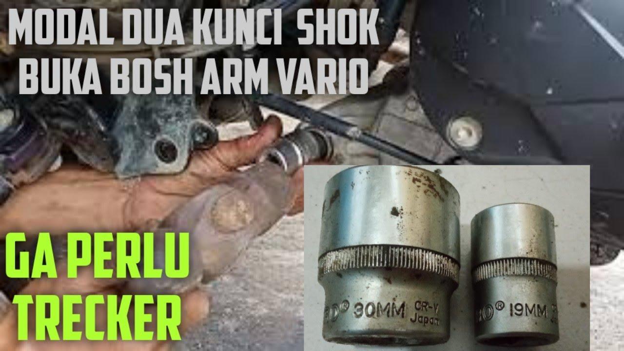 Download cara ganti Bosh arm Vario 150@mekanik roda dua chanel