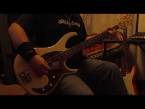 Ellie Goulding - Love Me Like you Do (bass cover) - YouTube