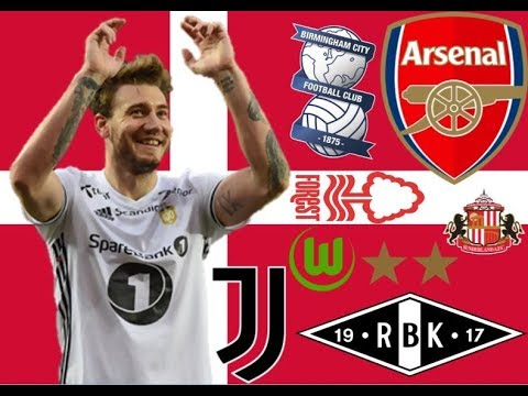 Nicklas Bendtner Top 10 Goals - Lord Bendtner Best Goals