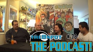 THE 8 SPOT PODCAST EPISODE 73: ABANDON CON!!!