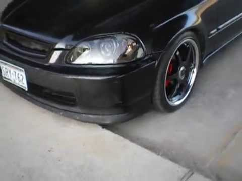 1997 Honda Civic Coupe Youtube