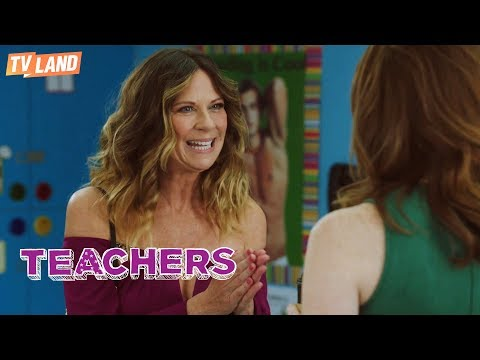 You've Been a Mom!' Official Clip ft  Mo Collins | Teachers