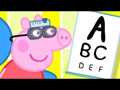 Peppa Pig En Español Episodios Completos | Los Anteojos | Dibujos Animados