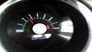 2011 Ford Mustang V6 Videos