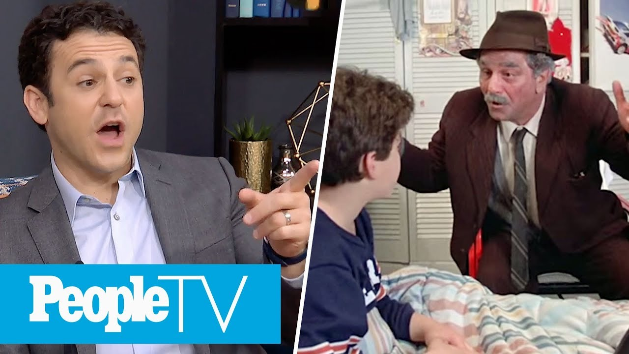 Fred Savage Remembers His 'The Princess Bride' Grandpa, Peter Falk | PeopleTV