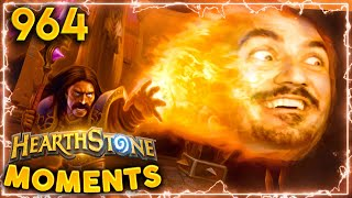 That's Why HEARTHSTONE Is An AWESOME Game | Hearthstone Daily Moments Ep.964