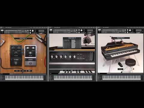 8Dio CP 70 Electric Grand Piano Walkthrough