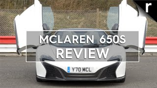 McLaren 650S Spider review: Too fast for rude words
