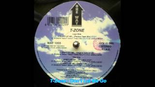 T-Zone - Dont Let Me Go (Radio Edit)
