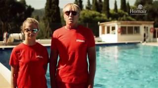 EMPLOI : Homair Vacances recrute ! Devenez Maître-nageur pour le N°1 des vacances en camping