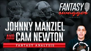 JOHNNY MANZIEL to START, CAM NEWTON CAR ACCIDENT / Fractured Back | Fantasy Football News