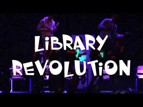 Library Revolution - Der Trailer
