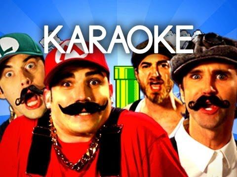 [KARAOKE ♫] Mario Bros Vs Wright Bros. Epic Rap Battles Of History. [INSTRUMENTAL]