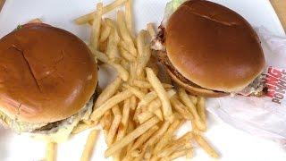 Burger King BBQ Bacon & Tendercrisp Burger Review