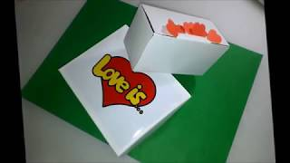 видео Подарок на день влюбленных любимому парню и мужчине