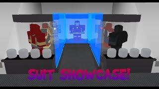 ROBLOX | Superhero Life 2 | Suit showcase! (READ DESC)