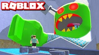 ESCAPE THE ZOMBIE ASYLUM OBBY! - Roblox Adventures