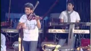 Balabhaskar @ Mahashivaratri ISHA 2010