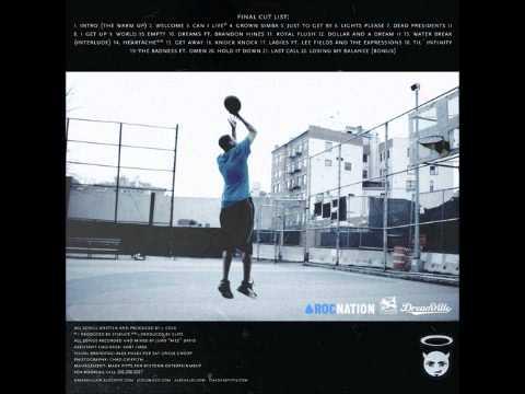 J. Cole - Loosing My Balance (Bonus Track)