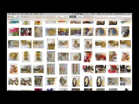 How to Batch Delete All Pictures from Photos app Mac Macbook iMac Macbook Pro