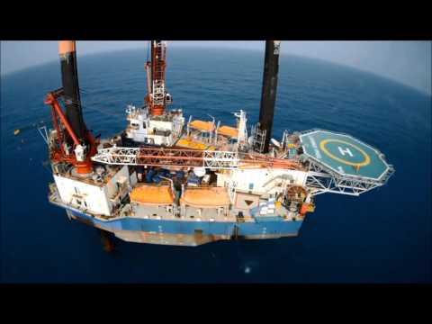 XIRO Drone Offshore Jackup 1