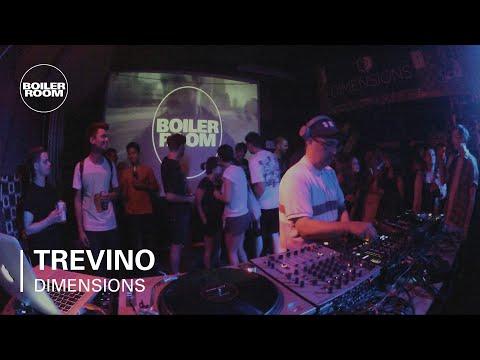 Trevino Boiler Room x Dimensions DJ Set
