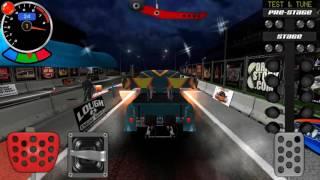Door Slammers: Drag racing simulator 2016