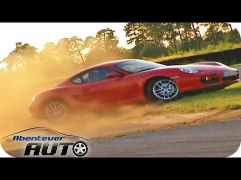 Deutsche Sportcoupes BMW Z4 Coupe vs Porsche Cayman vs Audi TT - Abenteuer Auto