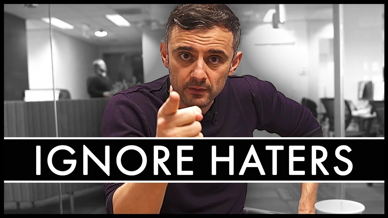 Download How To Deal With HATERS - Motivational Video | Gary Vaynerchuk