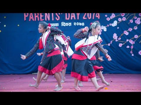 Traditional Newari Dance