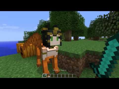 Мод Minecraft - новые существа и монстры (часть первая)