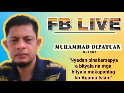 pag'l'tan o babay sa kafir(k'na muslim) Π Ustadz Muhammad Dipatuan