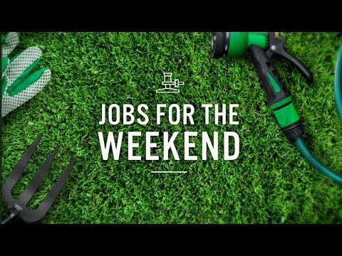 Autumn: week 2   Jobs for the weekend   Gardening Australia