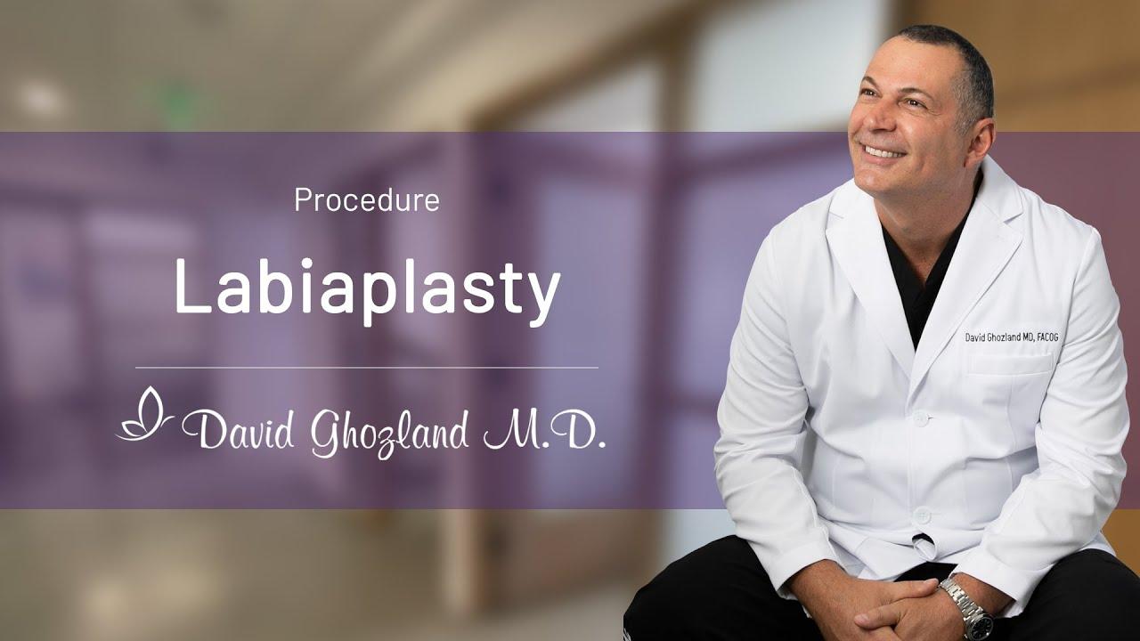 Labiaplasty Surgery in Los Angeles | David Ghozland