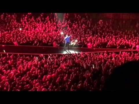 The Weeknd - All I know, Party Monster, Reminder, SFU, Low Life, Might not Live Stockholm 2017