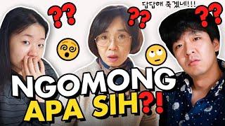 Download Reaksi Keluarga Korea Saat Aku Bicara BAHASA INDONESIA SEHARIAN!!😂 24시간 인도네시아어 챌린지