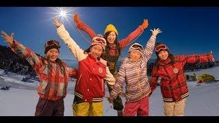 母娘ユニットCO906.の歌う 富士見高原スキー場のキャンペーンソング 「...