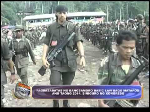 Congress ensures finalization of Bangsamoro Basic Law before 2014 ends