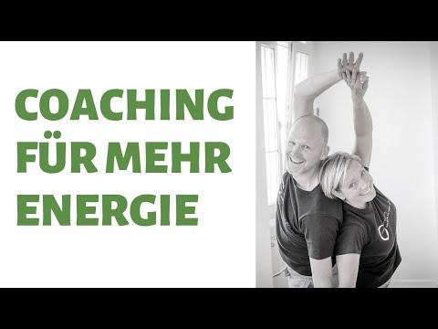 Coaching für mehr Glück | Stresstraining mit Klaus l Richtig mit Stress umgehen