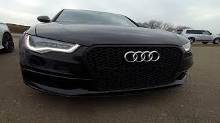 Audi S3 Stage 2 vs AUDI A6