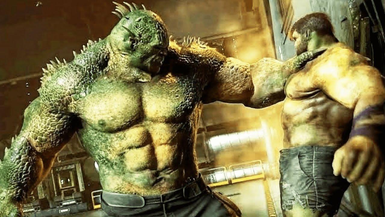 Download Hulk 1+2 (2008) Film Explained in Hindi/Urdu | Incredible Hulk vs. Abomination Summarized हिन्दी